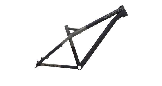 NS Bikes Eccentric Djambo 650B Plus - Cuadro - negro